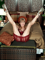 50 Plus MILFs - Denise's fantasy comes true - Denise Day (49 Photos)